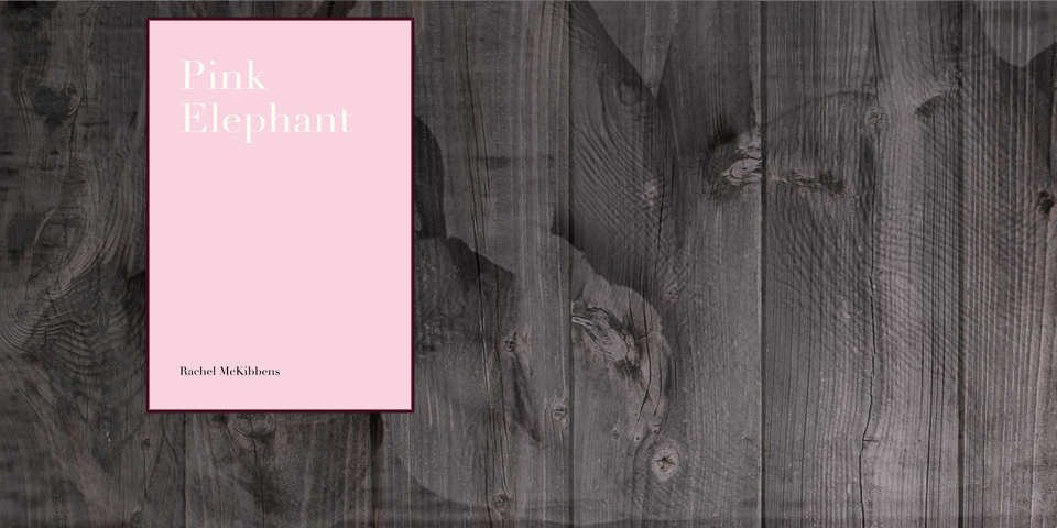 Pink Elephant by Rachel McKibbens, second edition